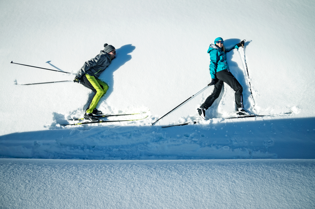 a discussion of cross country skiing